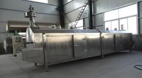 液氮速冻机液氮的优势对比传统速冻机