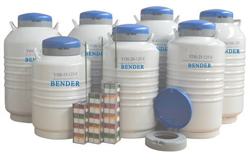 动物精液可以用液氮罐储存吗?怎么处理